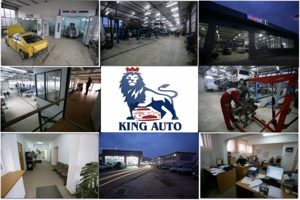 SERVICE AUTO HYUNDAI - KING EUROSERVICE